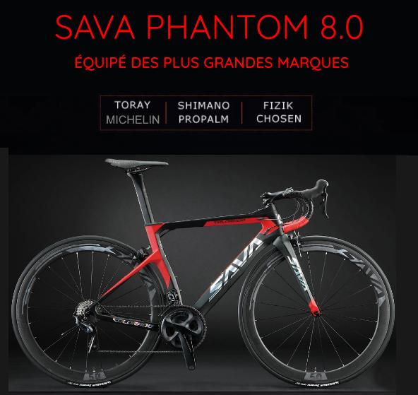 Sava Phantom 8.0