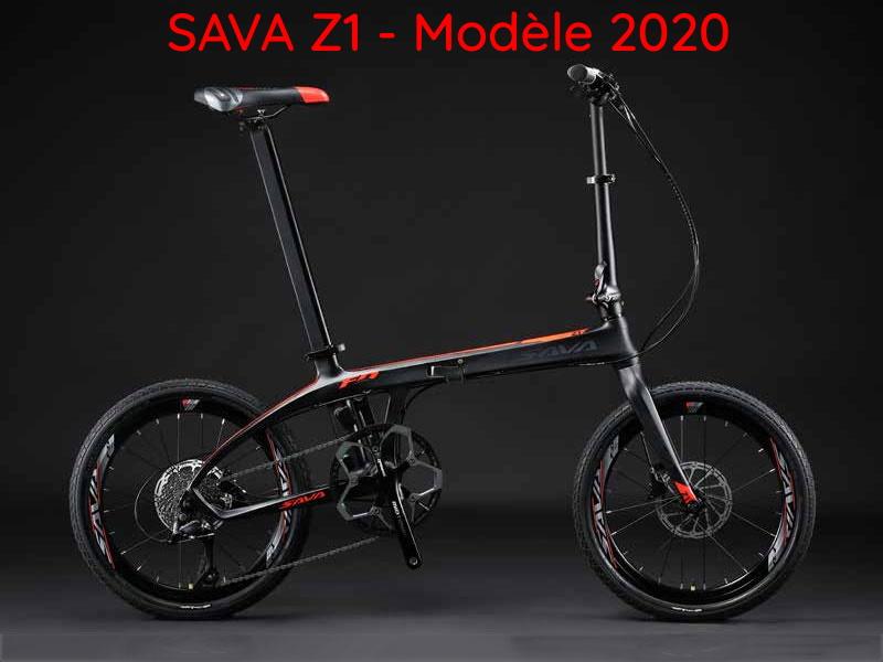 SAVA Z1 MODELE 2020
