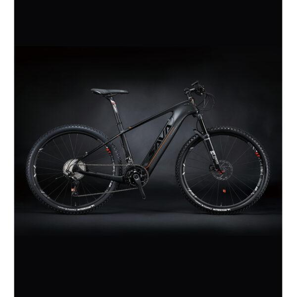 SAVA E‐MTB Knight 9.0 M6000‐20S – VTT électrique en Carbone Vélos électriques SAVA BIKE
