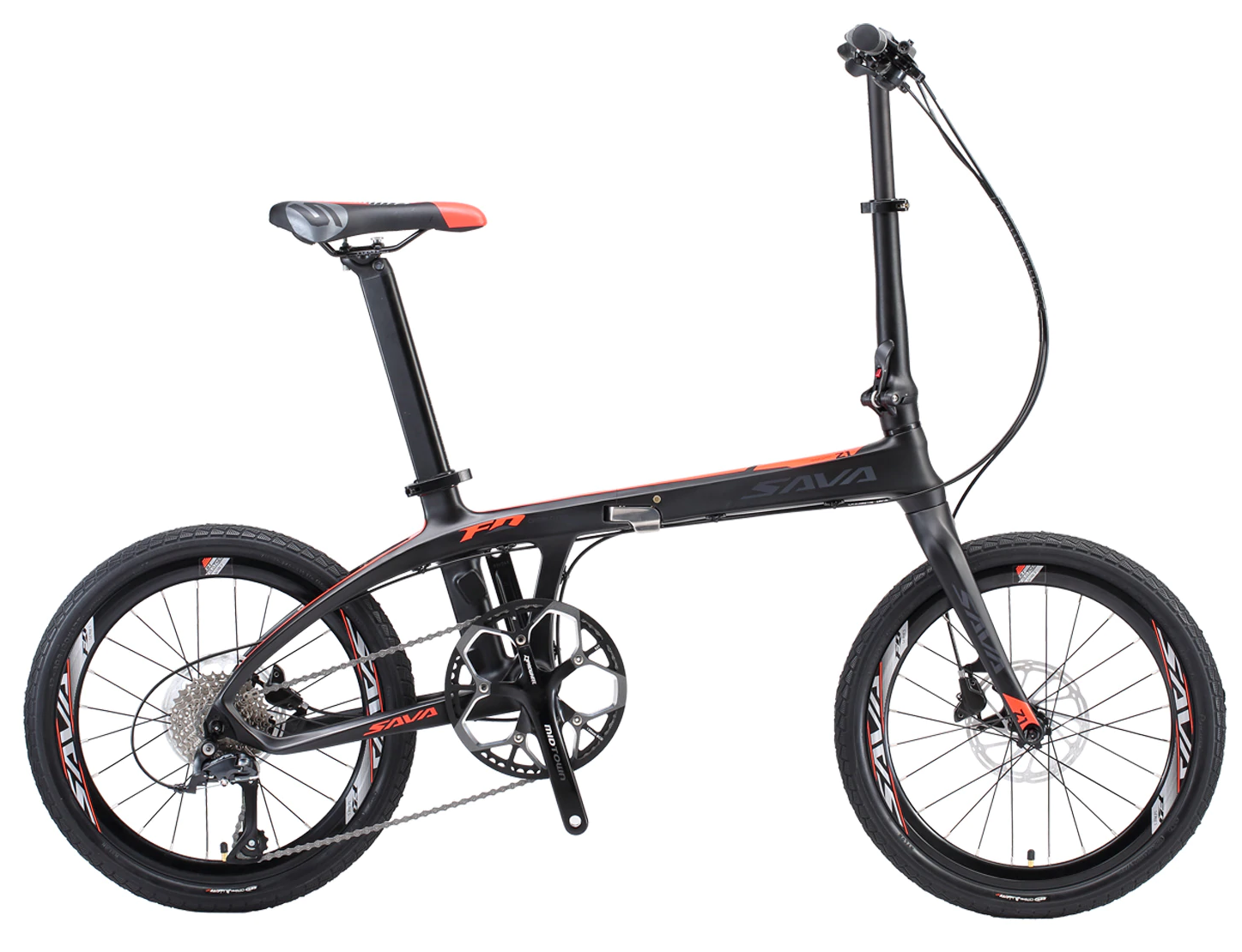 Vélo Sava Z1 en carbone