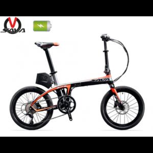 SAVA E6 Carbone – 20 Pouces 36V / 250 W – Vélo de Ville Pliable Electrique Vélos électriques SAVA BIKE
