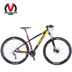 SAVA DECK 300 27.5″ – VTT en Carbone VTT SAVA BIKE