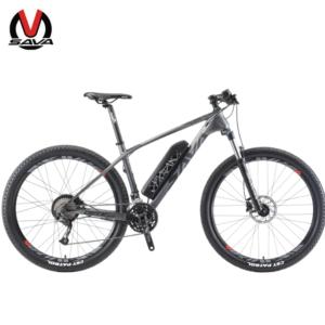 SAVA E‐MTB Knight 2.0 M2000‐27S – VTT électrique en Carbone Vélos électriques SAVA BIKE
